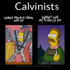 Calvinist Simpsons