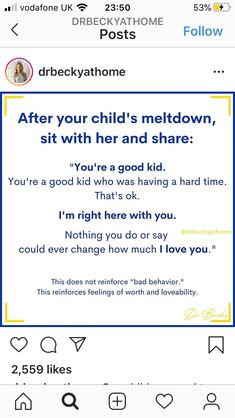 Gentle Parenting, Parenting Advice, Kids And Parenting, Conscious Parenting, Future Mom, Dbt, Parent Resources, Kids Health, School Counseling