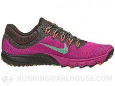 Nike Zoom Terra Kiger 2 Women's Shoes Fucsia/Bk/Lava/Gn