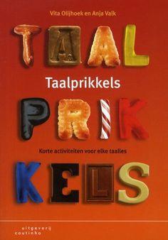 Taalactiviteiten en taalspelletjes voor volwassenen waarmee tijdens de (NT2) taalles kan worden gevarieerd.