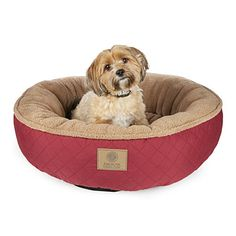 AKC™ Large Quilted Dog Bed at Big Lots.#BigLots