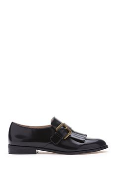Fringed Faux Patent Oxfords | FOREVER21 - 2055878310