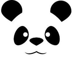 htv ideas t shirts for kids & htv ideas + htv ideas t shirts + htv ideas projects + htv ideas design + htv ideas inspiration + htv ideas t shirts for kids + htv ideas t shirts funny + htv ideas cricut Silhouette Cameo, Silhouette Portrait, Silhouette Projects, Silhouette Design, Silhouettes, Tattoo Painting, Panda Craft, Panda Party, Kawaii Gifts