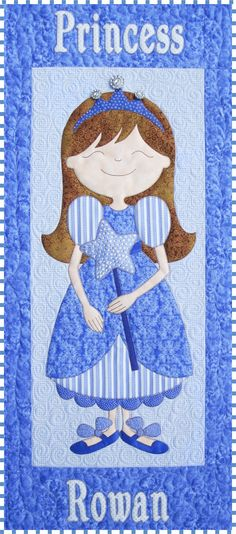 Amy Bradley Designs Princess quilt pattern
