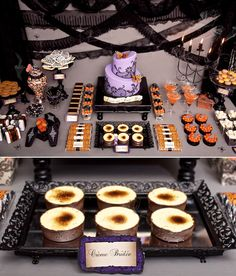 Halloween Party Ideas! This blog has great ideas and tons of pictures!