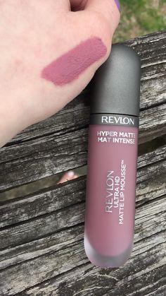 Makeup Kit, Skin Makeup, Makeup Lipstick, Beauty Makeup, Lipstick Colors, Revlon Matte Lipstick, Eye Makeup Pictures, Lipstick For Dark Skin, Lip Makeup Tutorial