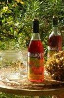 Guignolet maison - Recette Triple Sec, Cocktail Drinks, Cocktails, Old Fashioned Drink, Homemade Liquor, Wine And Beer, Wine And Spirits, Milkshake, Hot Sauce Bottles