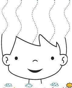 Paper Feather Craft: A fine motor skills and scissor practice activity for kids (preschool, kindergarten, Thanksgiving, birds, fall) Preschool Writing, Preschool Learning Activities, Kindergarten Lessons, Motor Activities, Toddler Activities, Preschool Activities, Kids Learning, Autumn Activities, Scissor Practice
