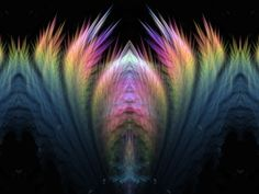 Abstract digital art gallery / fractal: Life is Beautiful, by d-b-c