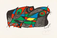 Joan Miró | Fotoscop (1975), Available for Sale | Artsy