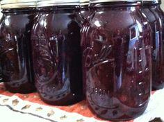 Canning Homemade!: Blueberry Pie Filling 1 quart and 7 quart recipe