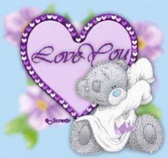 Love You ♡ Tatty Teddy tjn