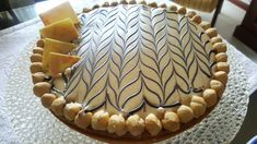 Apple Pie, Food Inspiration, Tiramisu, Cream, Sweet, Ethnic Recipes, Desserts, Halloween, Pastries