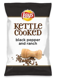 Wouldn't black pepper and ranch be yummy as a chip? Lay's Do Us A Flavor is back, and the search is on for the yummiest flavor idea. Create a flavor, choose a chip and you could win $1 million! https://www.dousaflavor.com See Rules.