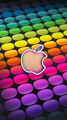 Apple Logo Wallpaper Iphone, Mac Wallpaper, Rainbow Wallpaper, Cellphone Wallpaper, Mobile Wallpaper, Snoopy Pictures, Apple Decorations, Smartphone, Backgrounds