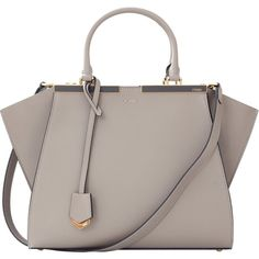 Fendi 3jours Shopper-See this and similar Fendi tote bags - 3Jours Shopper From Fendi12.25