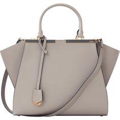 Fendi 3jours Shopper-See this and similar Fendi tote bags - 3Jours Shopper From Fendi12.25