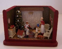 Karin Caspar 1:144: - Miniature Christmas Z