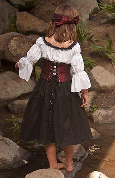 costume corsets, pattern $10