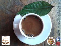 """""""Café hervido, café perdido""""... Por eso en QuisQueya Ecoartecafé preparamos cada café La FLOR de Suchitlán, justo en el momento en que nos lo solicitan. Y si les apetece un café, esta semana sólo tendremos el tremendo gusto de abrir hoy jueves 25 y mañana viernes 26 de junio. Ya que desde el sábado 27 de junio estaremos de paréntesis de verano 2015. ¡Nos encanta!"""