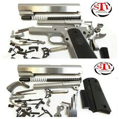 Superior Two New Build Kit Options With And Without Out Frame. STI International Parts  Kit Are