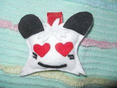 Rusa kawaii creations - Hello Spank! in feltro handmade