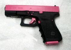 Pink GLOCK.