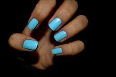 Beautiful nail color!