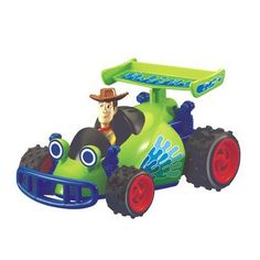 Fisher-Price Toy Story 3 Shake N' Go! Woody & RC
