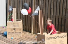 10 Low Key Birthday Party Activities for Kids : hands on : as we grow