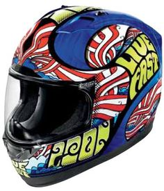 Icon ALLIANCE HEADTRIP HELMET at Southern Honda Powersports