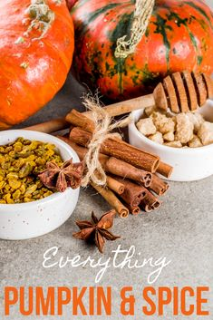 It's that time of year when everything is pumpkin and spice. Lattes, syrups, cupcakes, muffins, candy, and yes even chapstick. Check out the pumpkin-flavored goodies that we found this fall.