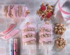 Knusper-Himbeer-Sahne-Snack Rezept | Dr. Oetker
