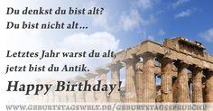 Du bist nicht alt ... Nature, Funny Birthday Pics, Poetry, Naturaleza, Nature Illustration, Outdoors, Natural