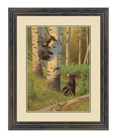 Dallen Lambson Framed Artwork - Soul Mates | Bass Pro Shops