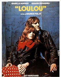 Der Loulou : Bild Gérard Depardieu, Isabelle Huppert, Maurice Pialat