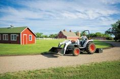 Very good article on picking out a tractor for a hobby farm!