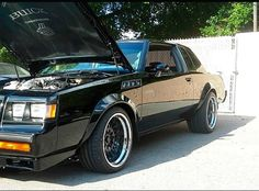 Chevy Ss, Chevrolet, Buick Grand National Gnx, Cars Motorcycles, Vintage Motorcycles, Chevy Muscle Cars, Buick Regal, Vintage Cars, Vintage Items