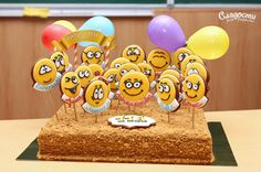 Праздничный торт на последний звонок  #торт #праздничныйторт #тортмедовик