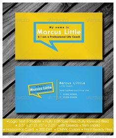coach Business Card - Pesquisa Google