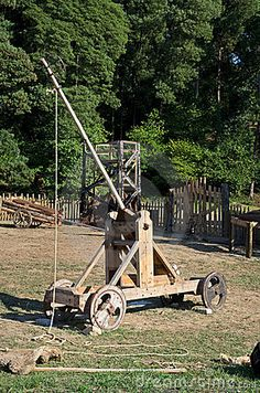 Medieval catapult - Woodworking Group Project?