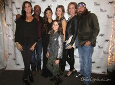 BEST NIGHT E V E R !!!!! Duck Dynasty opens Duck and Dressing ~ Oh So Cynthia