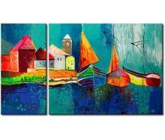 Картины пейзажи - морской пейзаж