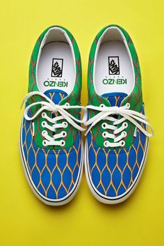 Kenzo x Vans Can't get enough!