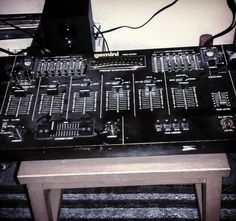 Hell yeah the homie hooked it up with a mixer!  #ProducersLife #ScratchVinyl #Gemini #PMX2000 #MaschineStudio #AudioTechnics #NativeInstruments #Arturia #Korg #NanoPad2 #Blessed #HipHopHead #SaveTheHipHopCulture #90sHipHopJunkie #SampleVinyl #BoomBap #SoundOracle #9thWonder #JayDee #HiTek #Nujabes #MobbDeepHavoc #RZA #MusicIsForLife #MusicIsFirst