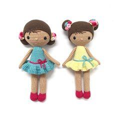 Mesmerizing Crochet an Amigurumi Rabbit Ideas. Lovely Crochet an Amigurumi Rabbit Ideas. Amigurumi Doll, Amigurumi Patterns, Doll Patterns, Knitted Dolls, Crochet Dolls, Crochet Braids, Cute Crochet, Crochet Baby, Crochet Doll Pattern