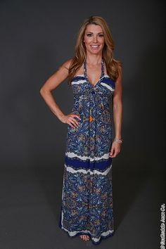 Sky Saliqua Maxi Dress $205.00 #sjc #scottsdalejeanco #springfashion #summerfashion #skydress #skyclothing #maxidress