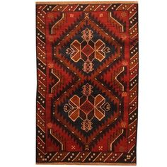 Shop for Herat Oriental Afghan Hand-knotted Tribal Balouchi Wool Rug (2'10 x 4'5). Get free shipping at Overstock.com - Your Online Area Rugs Outlet Store! Get 5% in rewards with Club O!