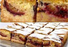 Cum preparăm cea mai delicioasă prăjitură de toamnă cu prune! Romanian Food, Banana Bread, Desserts, Tailgate Desserts, Deserts, Dessert, Food Deserts