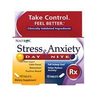 natrol stress and anxiety